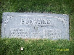 Alice C Burnside