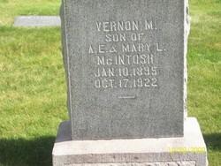 Vernon Marenus Mcintosh