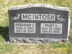 Mary Louise <I>Guhl</I> McIntosh