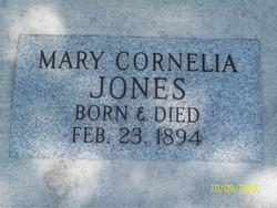 Meri Cornelia Jones