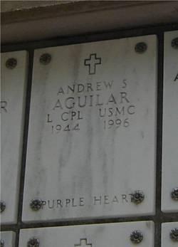 LCPL Andrew Sierra Aguilar