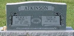 Wilbur L Atkinson