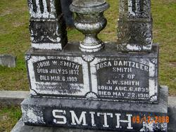 Rosa M. <I>Dantzler</I> Smith