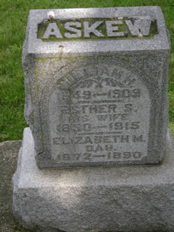 Elizabeth M Askew