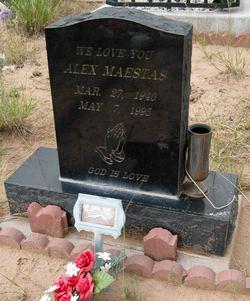Joe Alex Maestas