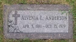 Alvenia Louise <I>Dykeman</I> Anderson