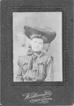 Carrie Elizabeth <I>Bishop</I> Polk