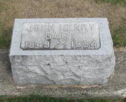 John Henry Gast