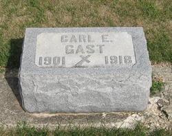 Carl E Gast