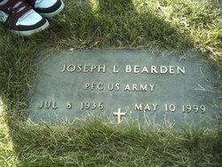 Joseph L Bearden