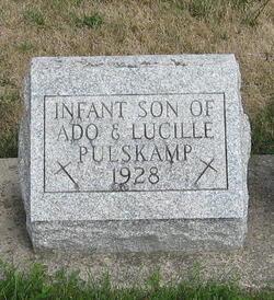Infant Son Pulskamp