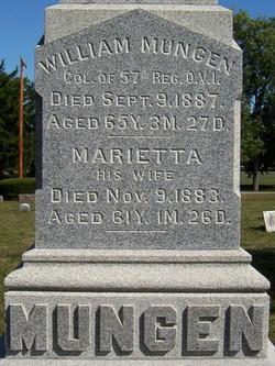 Marietta <I>Bowman</I> Mungen