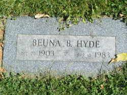 Beuna Beatrice <I>Sparks</I> Hyde