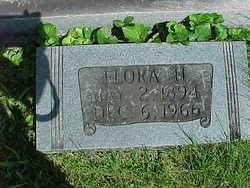 Flora Hessie <I>Emberton</I> Abner