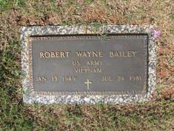 Robert Wayne Bailey