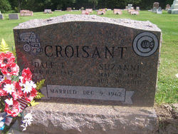Suzanne <I>Glover</I> Croisant
