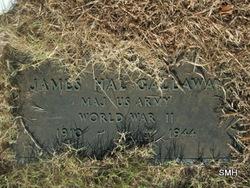 MAJ James Hal Gallaway Sr.