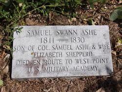 Samuel Swann Ashe