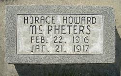 Horace Howard McPheters