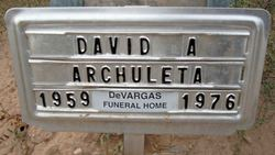 David A. Archuleta
