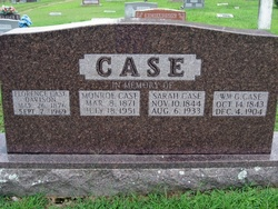 Monroe Ezekiel Case