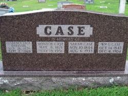 """William George Washington """"Willie"""" Case"""