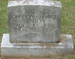 Johnson Crowell Benton