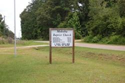 Mohoba Baptist Church Cemetery