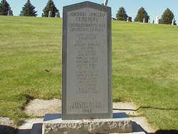 Jordan Valley Cemetery