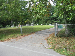 Old Pleasant Hill Cemetery