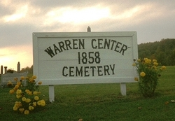 Warren Center Cemetery