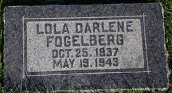 Lola Darlene Fogelberg
