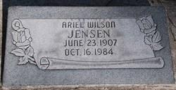Ariel Wilson Jensen