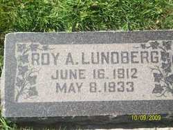 Roy August Lundberg