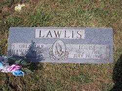 Orlander Lawlis