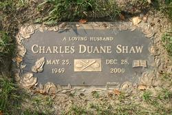 Charles Duane Shaw
