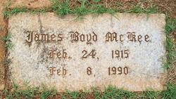 James Boyd McKee