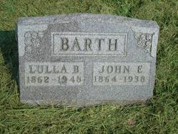 Lulla Beatrice <I>Harper</I> Barth