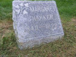 """Margaret """"Mary"""" <I>Faucett</I> Harker"""