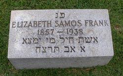 Elizabeth <I>Samos</I> Frank
