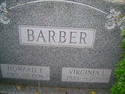 Howard F Barber