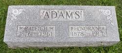 Elnora P. <I>Shaffer</I> Adams
