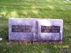 Nancy <I>Hinchman</I> Adams