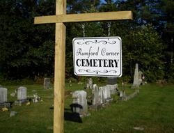 Rumford Corner Cemetery