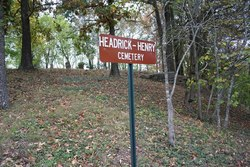 Headrick-Henry Cemetery
