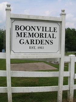 Boonville Memorial Gardens Cemetery