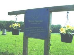 Weston Church Cemetery
