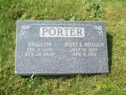 Brigham Porter