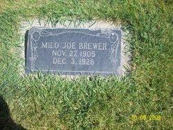 Milo J Brewer