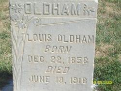 Louis William Oldham